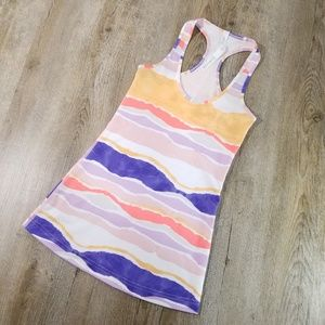 Lululemon Cool Racerbank tank